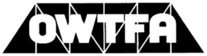 Earlier version of OWTFA logo
