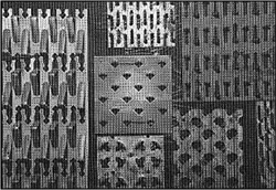 1952: Carroll Sanford invents the first truss plate (Gri-P-Late)