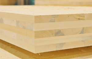 Engineered wood product